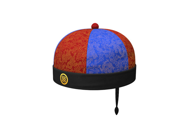 chinese hat 3D