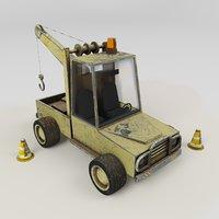 toy size 4096x4096 3D model