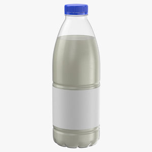 3D milk bottle 02