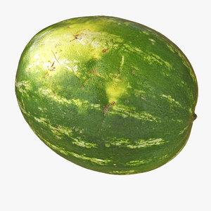 melon realistic 3D