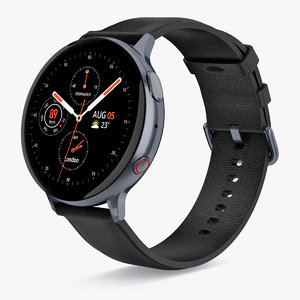 3D samsung galaxy watch active model