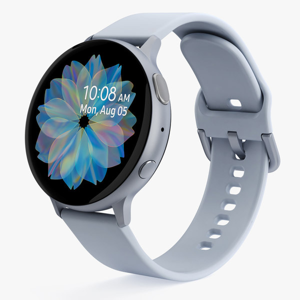 3D samsung galaxy watch active
