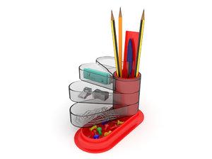 3D pen holder