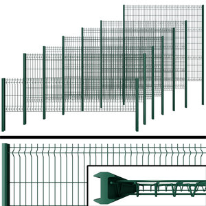 wicket fence 3D