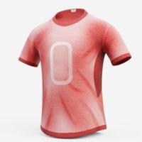3D model jersey generic