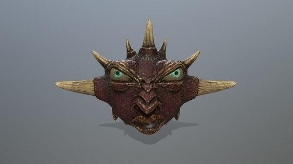 3D monster