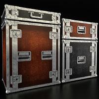 professional flight case music 3D