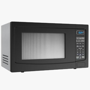 real microwave model
