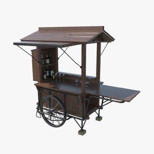 cart bar model