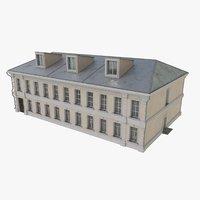 european buildings model