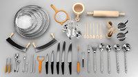 Tableware kitchen Tools