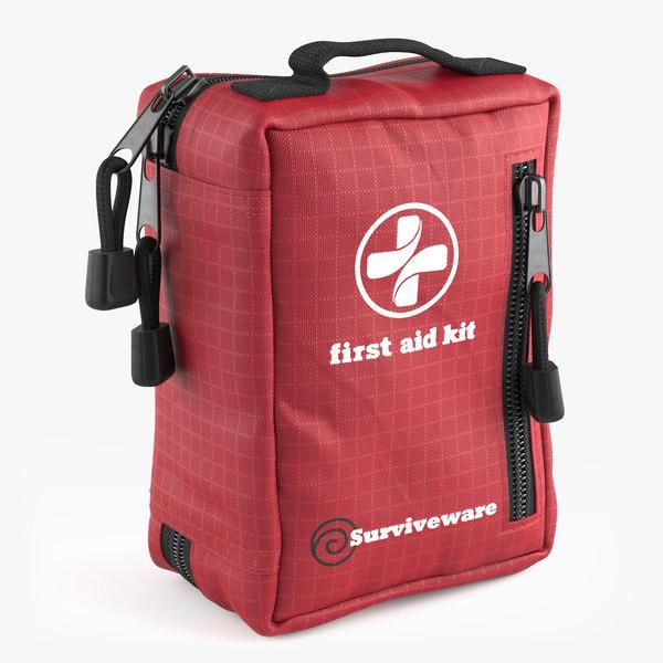 surviveware aid kit model