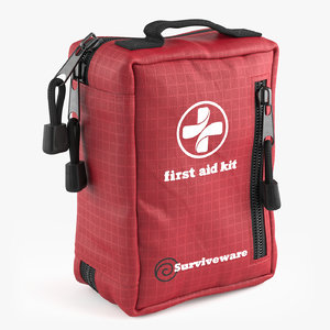 surviveware aid kit model