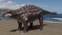 ankylosaurus dino 3D model