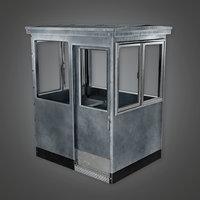 pbr ready - metalness 3D model