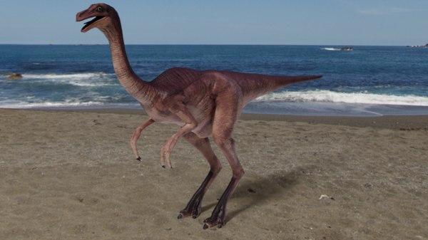 animal dinosaurs model