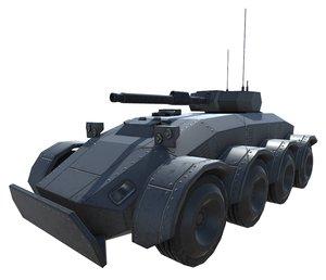 apc tank model