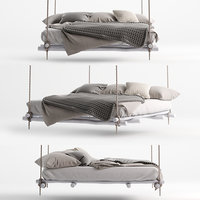 3D hanging bed