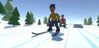 Ski - Props for Winter Runner
