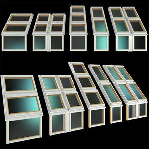 skylights window 3D model