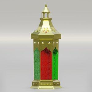 3D lantern designed