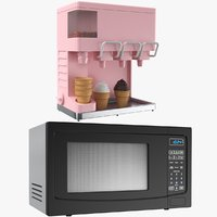 real kitchen appliances model