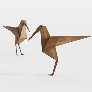 figure origamis 3D