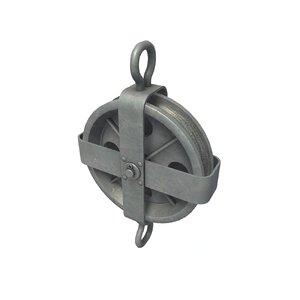 3D rope sheave d model