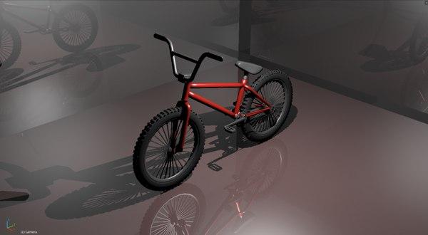 3D bmx