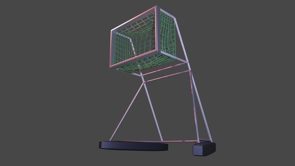3D model goal games