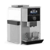 black coffee machine 3D