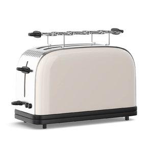 3D toaster toast