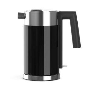 black metal electric kettle 3D model