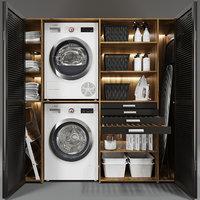 set laundry model