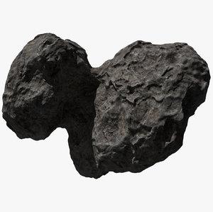 comet churyumov-gerasimenko 3D