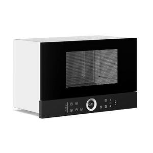3D black oven
