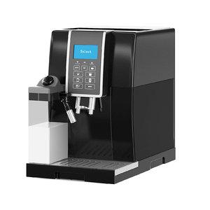 3D black coffee machine