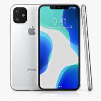 apple iphone 11r prototype 3D model