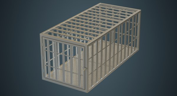 cage contains 1b model