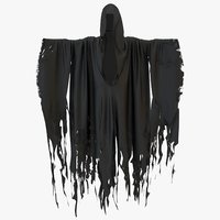 ghost cloak 3D model