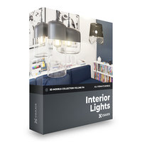 3D interior lights volume 114