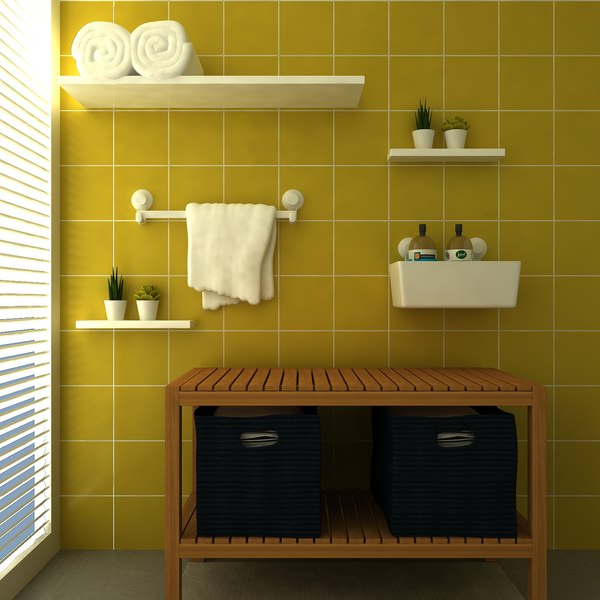 Ikea Design Basket 3d Model Turbosquid 1437652