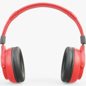 headphones head phone 3D