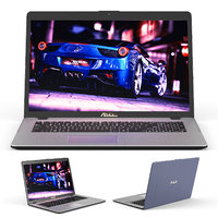 notebook asus vivobook pro 3D model