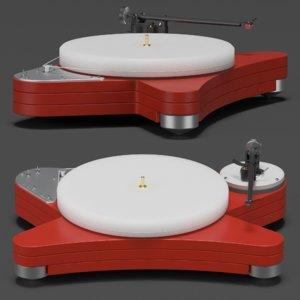 3D model hermes dcx soulines
