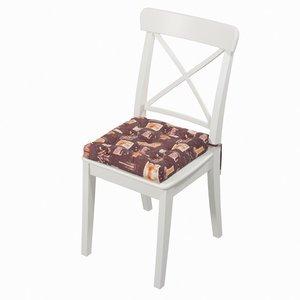 3D model hoff pillow seat chair