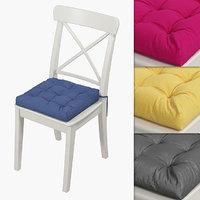 hoff pillow seat chair 3D model