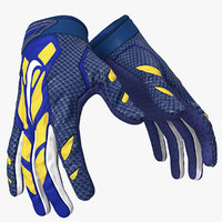 football handschuhe hands 3D model