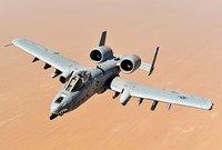 a-10 thunderbolt ii aircraft 3D model
