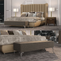 bed dv home hermes 3D model